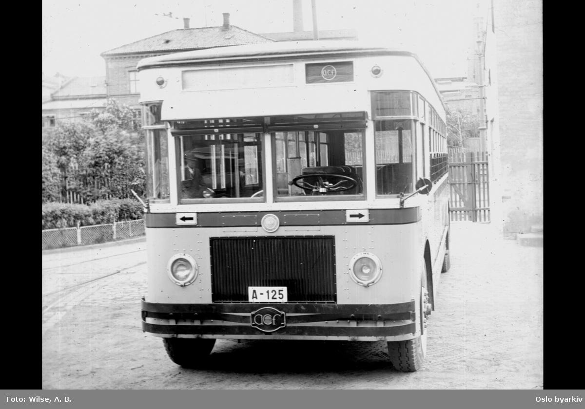 Buss, A.C.F. Brill 1929