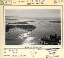 Oslofjorden - Kronprins Harald