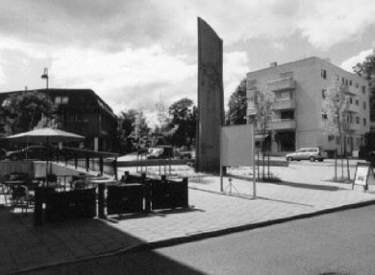 Kjøreanvisning: Leif Tronstads plass, Sandvika