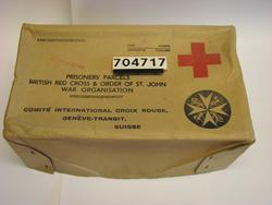 Røde Kors pakke