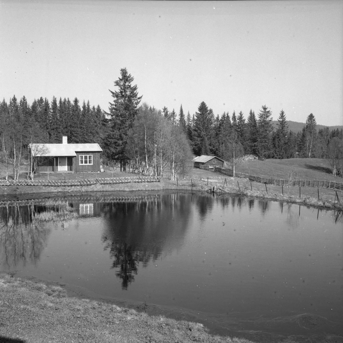 Fra hytter og fiskedam i Vestby