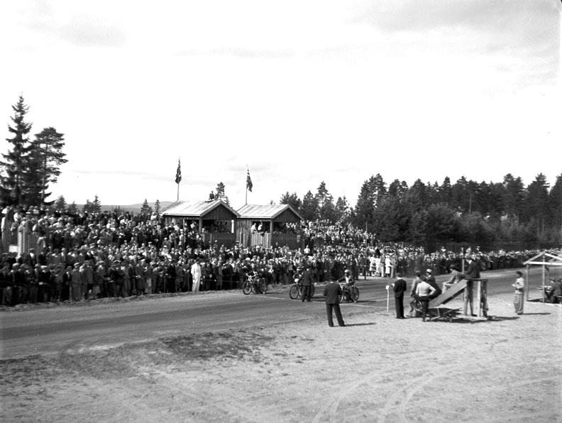 Motorrace, 1951