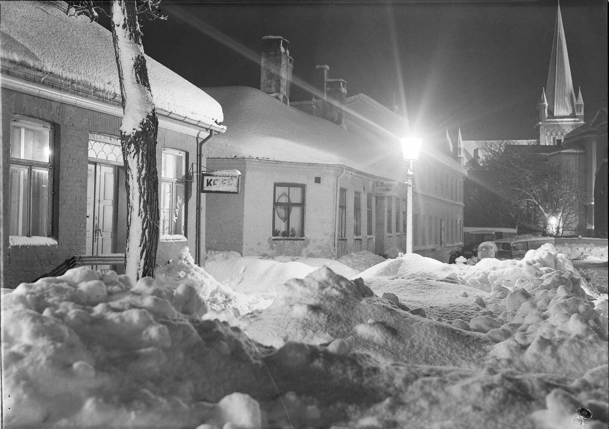 Schultz gate i januar