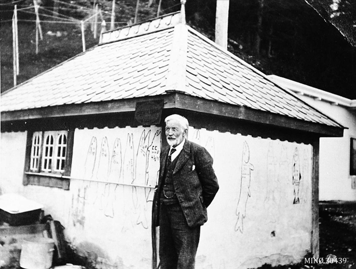 Kraftstasjon - Olav Åsheim.