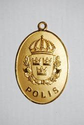 Polisbricka - Försvarsmuseum Boden   DigitaltMuseum baee8887d1ebd