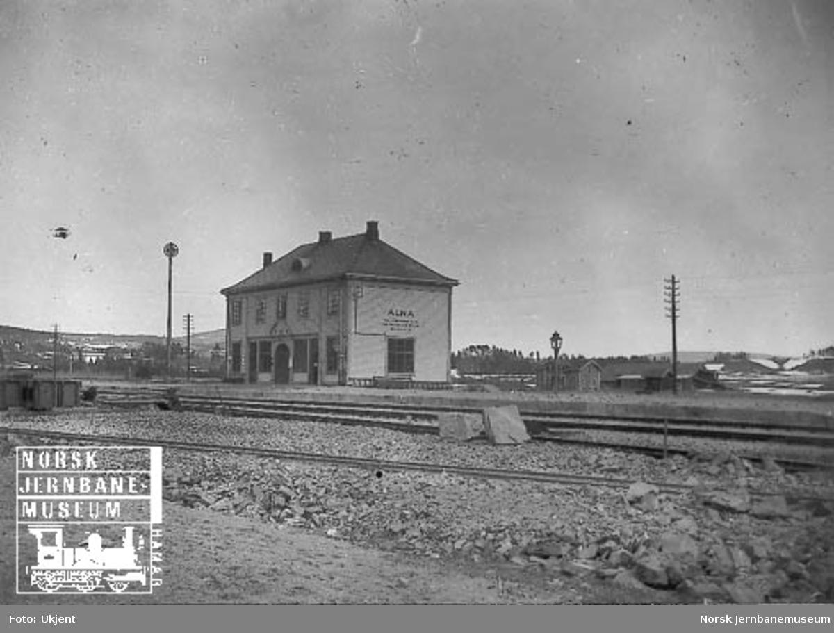 Alnabru stasjon