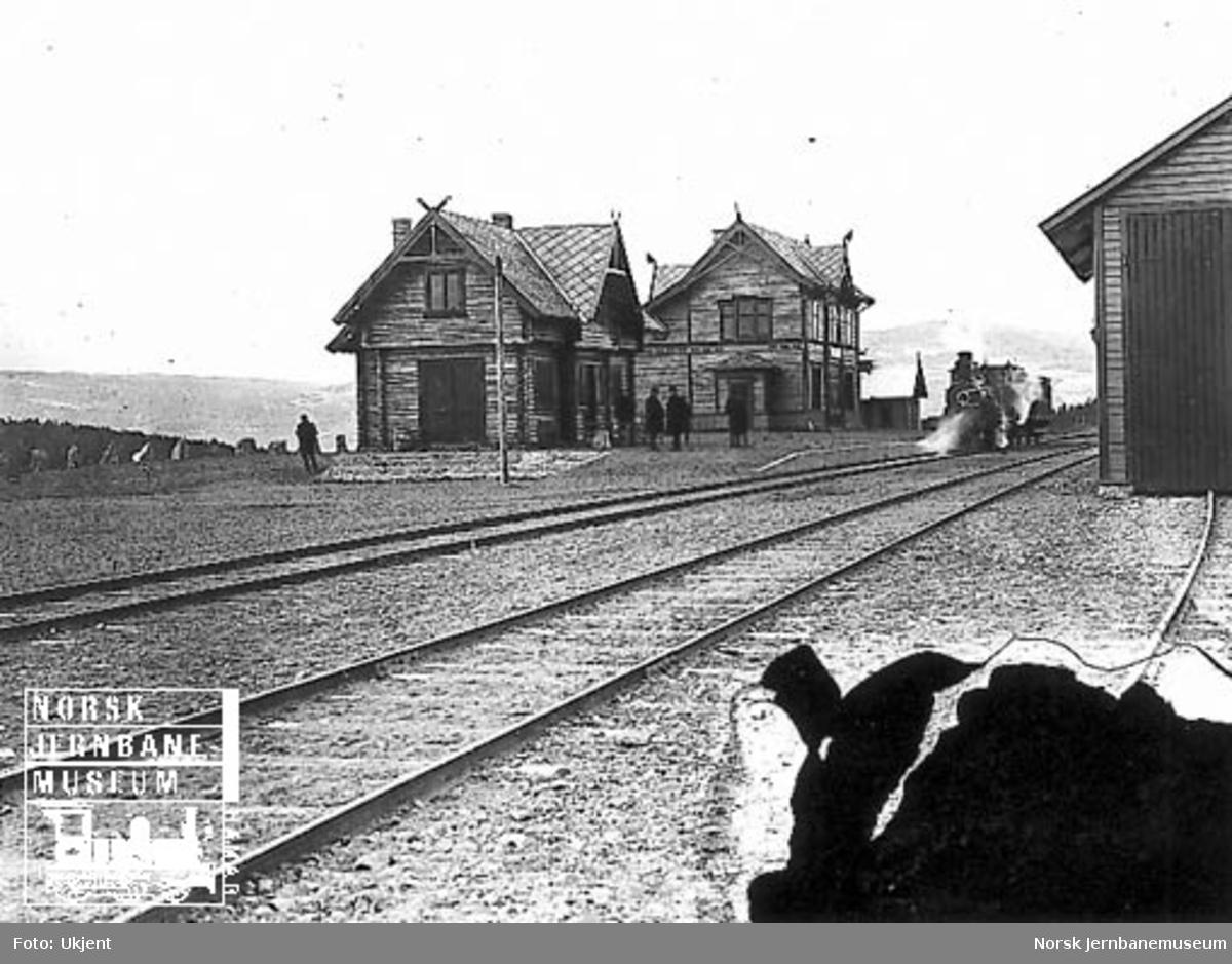 Ringsaker stasjon