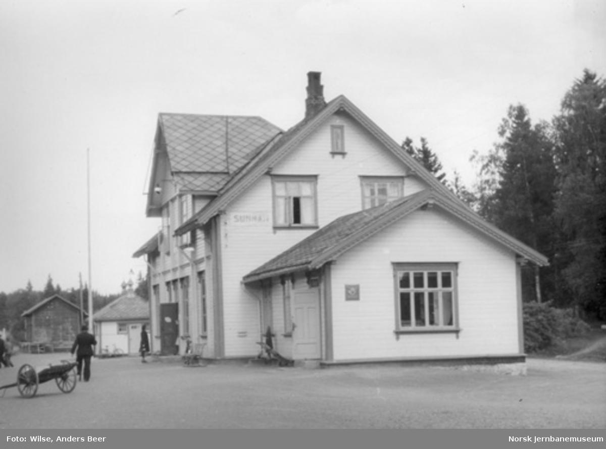 Sunnan stasjon