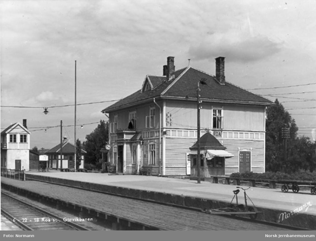 Roa stasjon