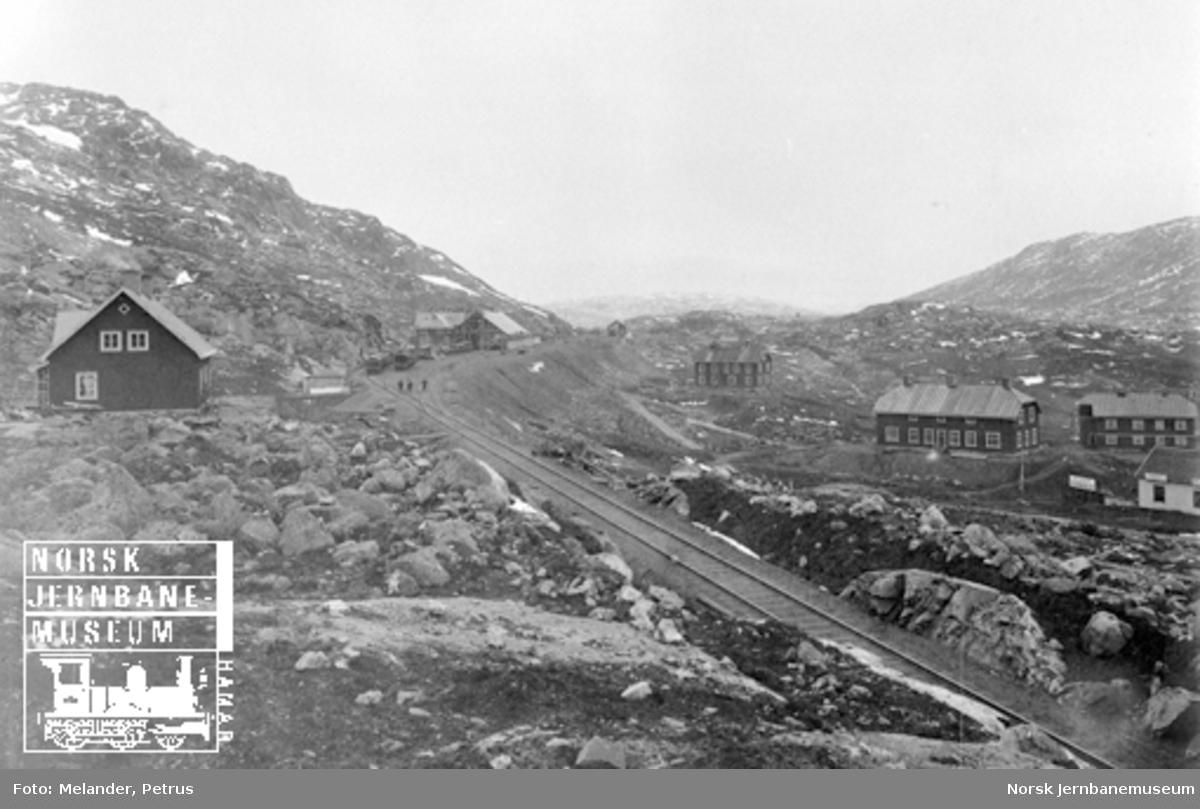 Riksgränsen stasjon