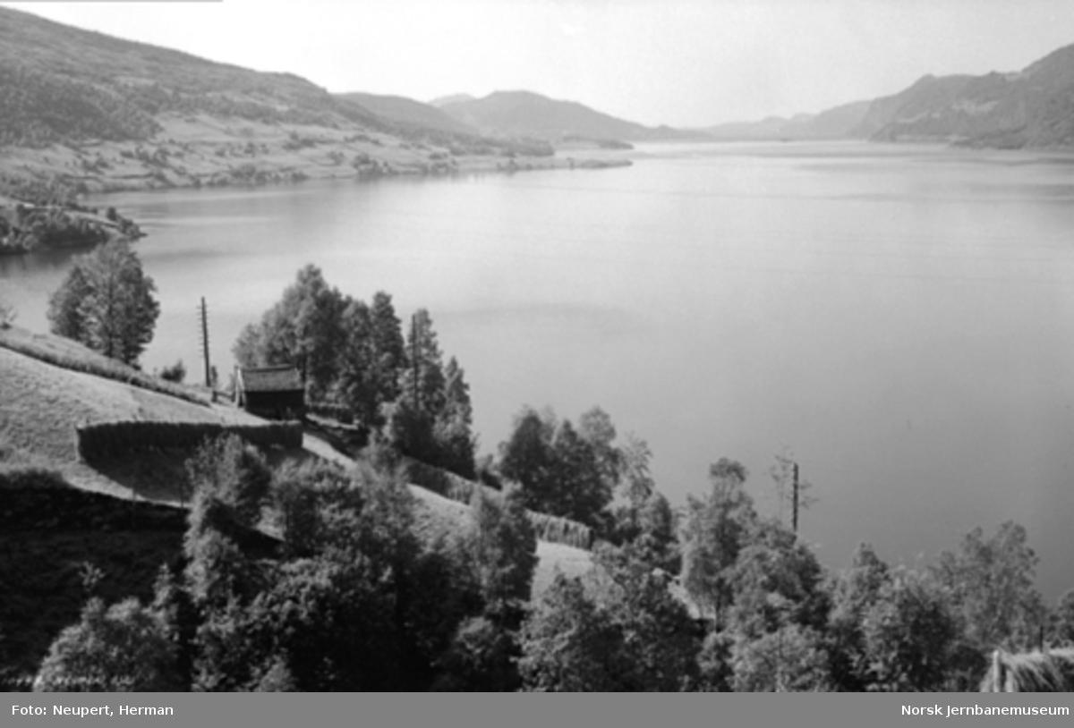 Utsikt over Sørfjorden